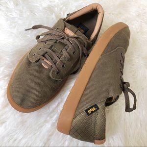 TEVA Olive Green Sneaker Size Men's 8